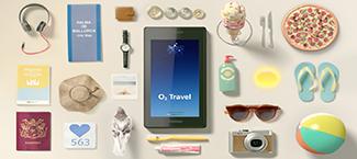 "O2 TELEFONICA ""Travel"""